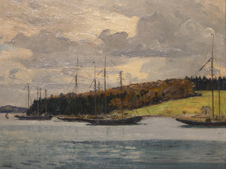 <span class=%22title%22>Autumn Near Lunenburg<span class=%22title_comma%22>, </span></span><span class=%22year%22>1927</span>