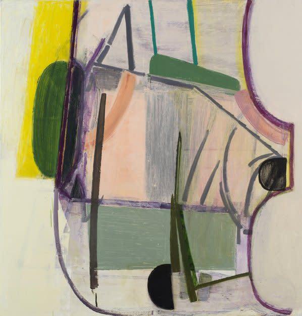 <p>Amy Sillman, <em>Untitled</em>, 2012</p>