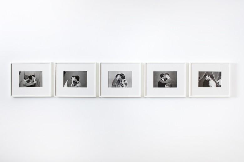 Objects of Study, Studio Shehrazade, Footnote Kissing series Hashem el Madani, 1950s