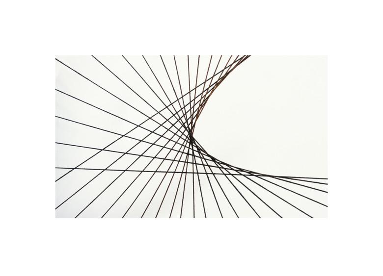 Untitled [Stringed Figure (Curlew), Version II, #02]