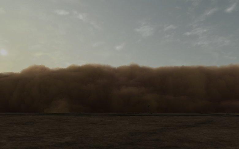 Dust Storm (Dalhart, Texas)