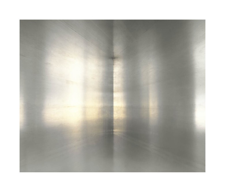Untitled (100 Untitled Works in Mill Aluminum, 1982-1986, #10)