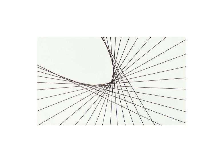 Untitled [Stringed Figure (Curlew), Version II, #03]