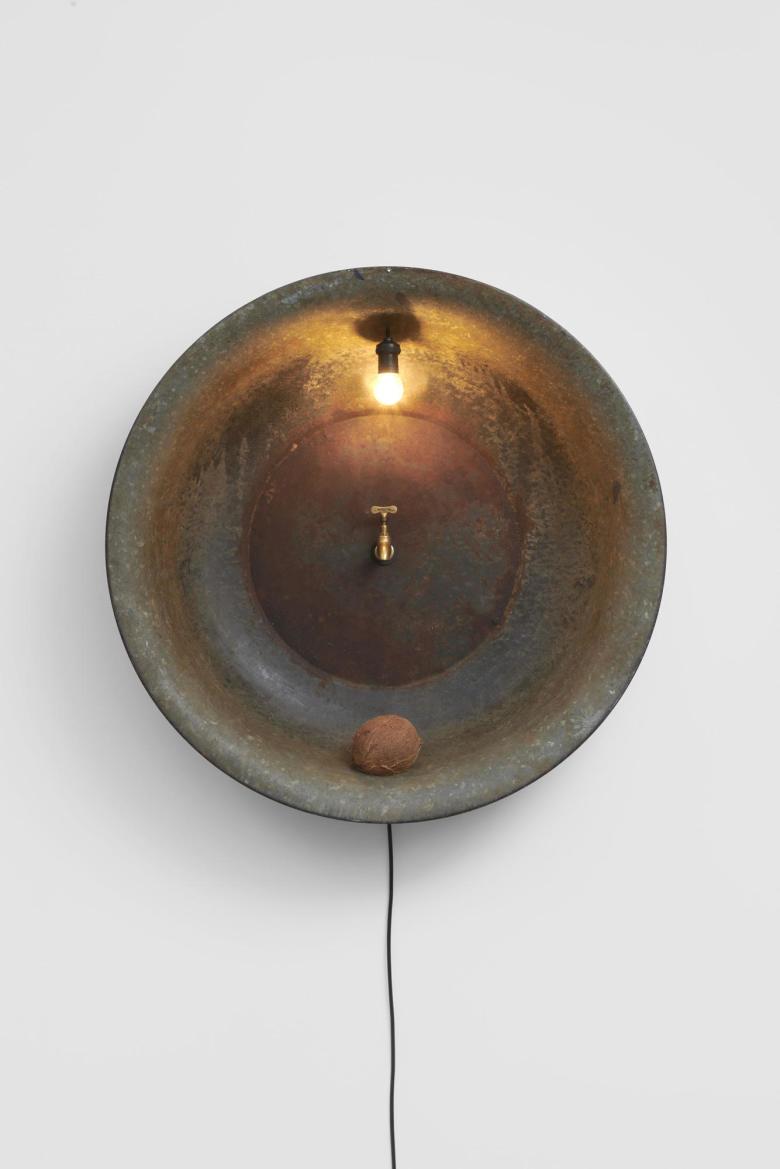 Coconut Figure III