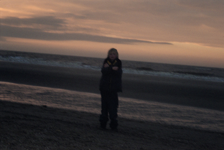 Mees, After Evening Dip, New Year's Day, 2002
