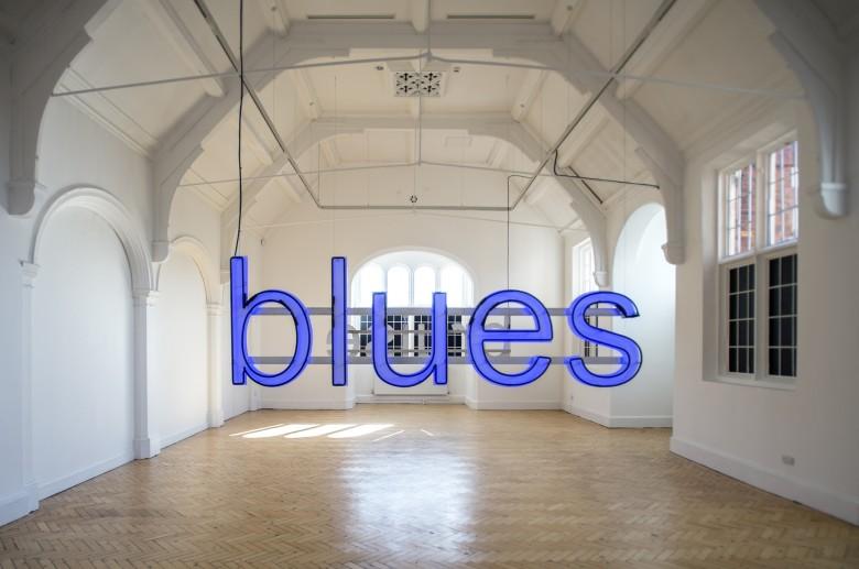 Untitled (Bruise/Blues)