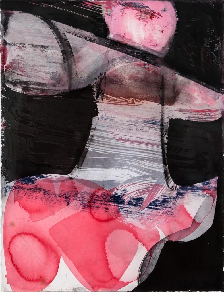 Pink Drawing #35