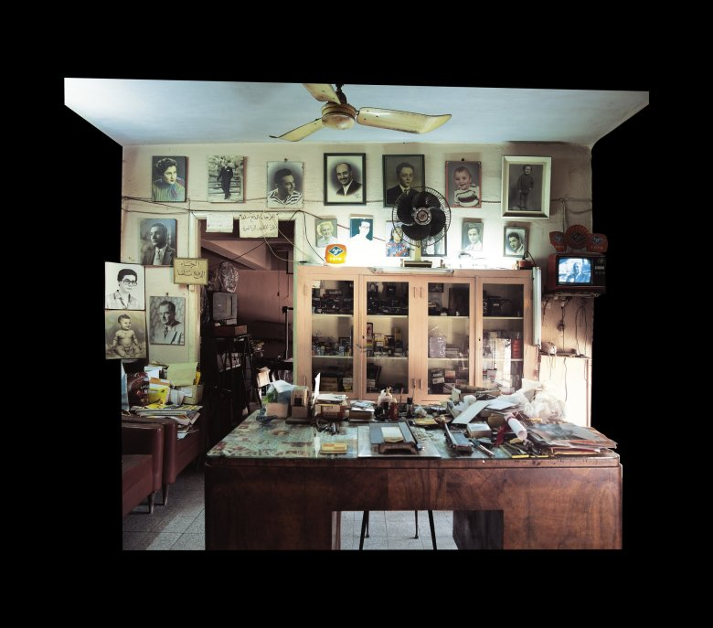 Objects of Study / Studio Sheherazade - Reception Space