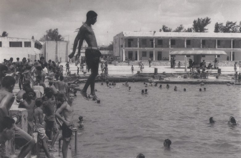 A Jump in Cuba