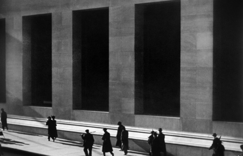 Wall Street, New York, 1915 Paul Strand