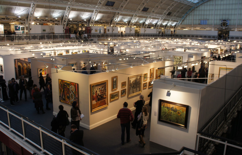 London Art Fair, 2011