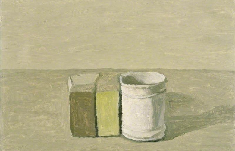 Giorgio Morandi, Still Life (1954) - one of our favourite paintings