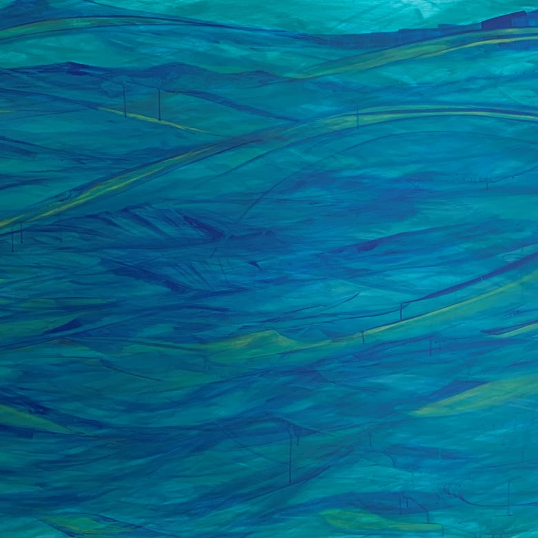 Camilla Webster, Symphony of Water, 2019