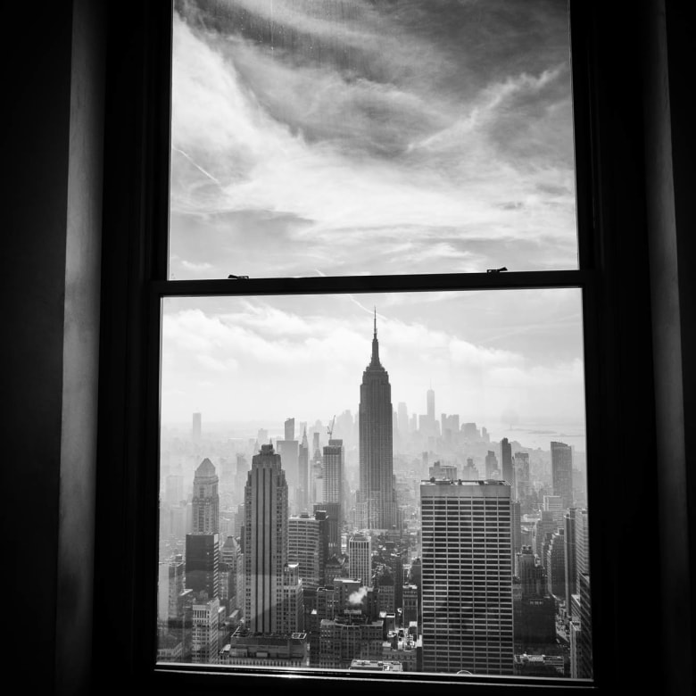 PHIL PENMAN, Empire State Building, New York, 2018