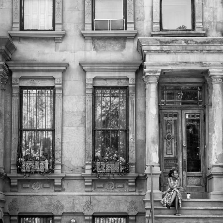 PHIL PENMAN, Harlem , New York, 2018