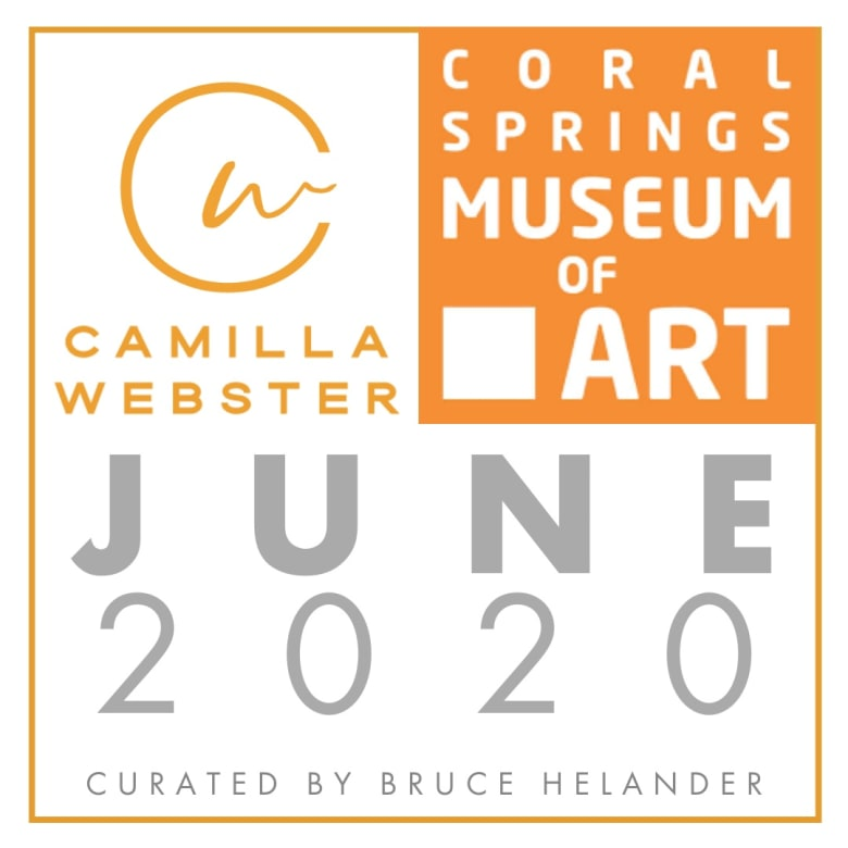 Coral Springs Museum of Art, Curated by Bruce Helander