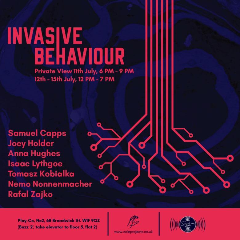 Invasive Behaviour