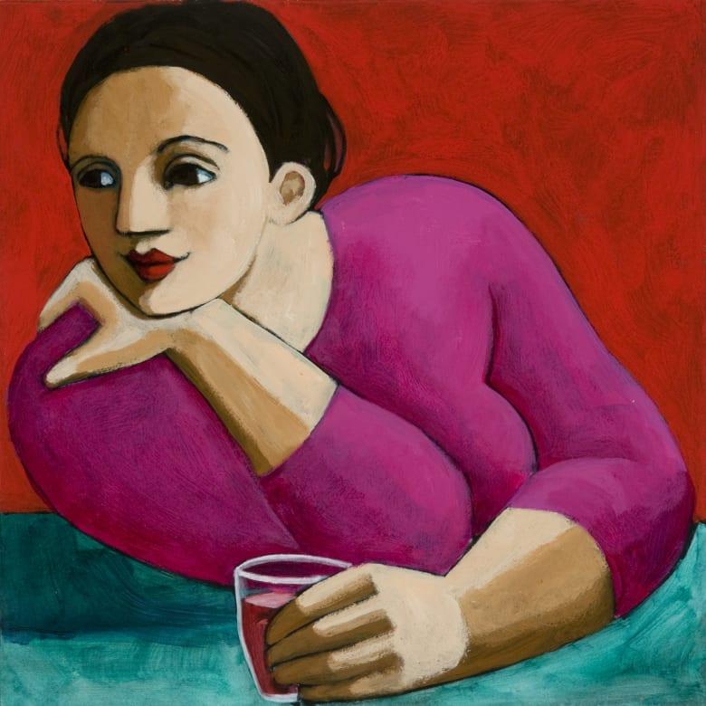 ANITA KLEIN : Conversations Private View