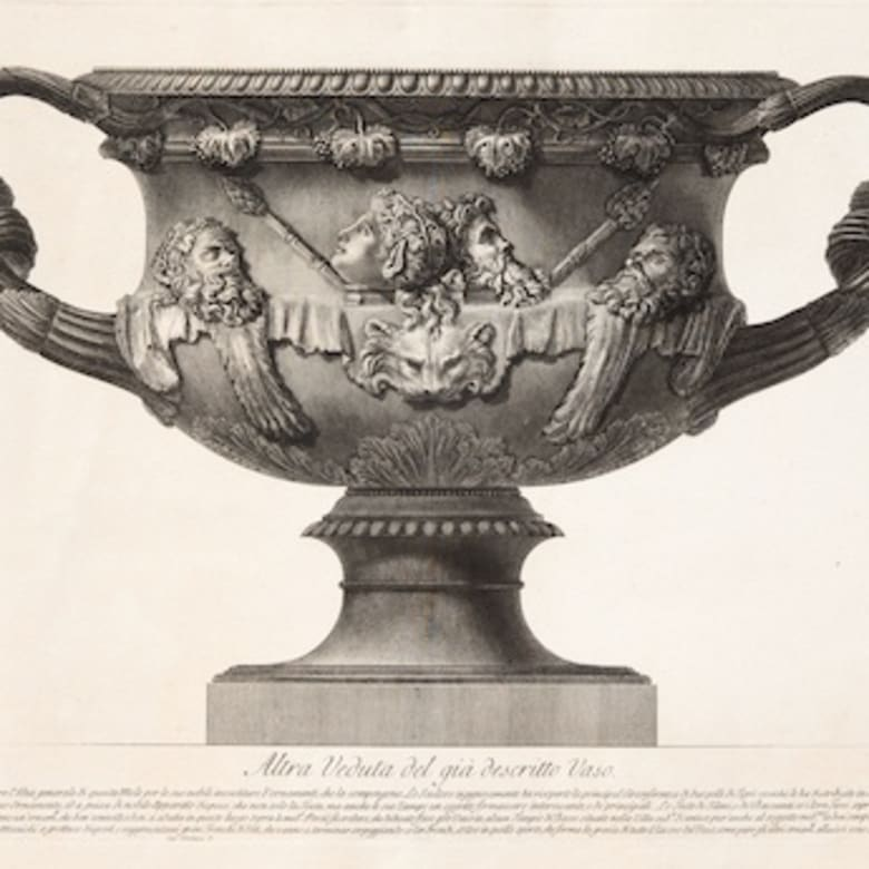 Collectors' Preview of Piranesi Etchings