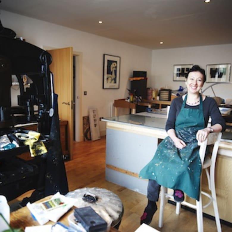 Anita Klein Open Studio