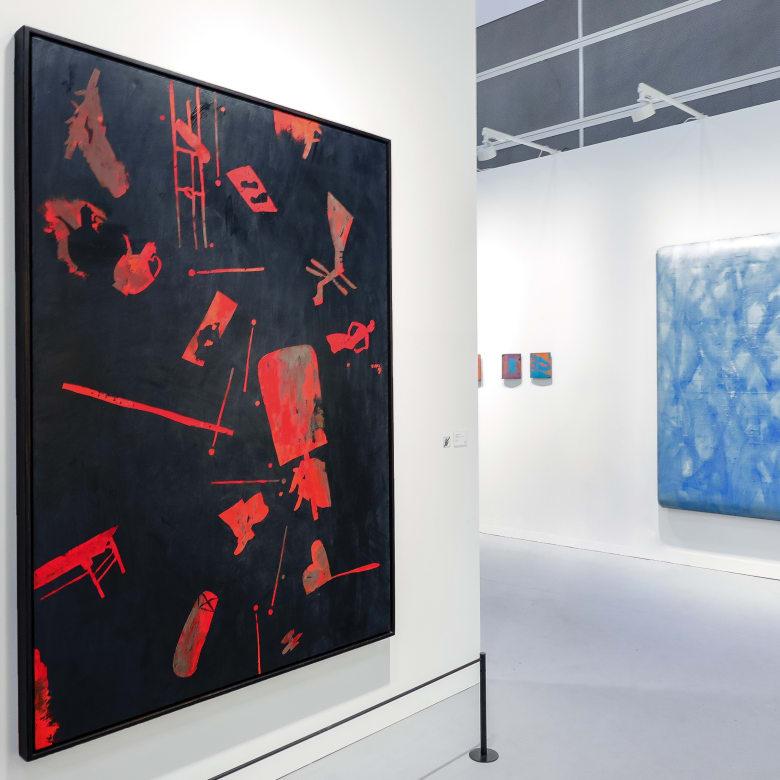 香港巴塞爾藝術博覽會 2019, 藝廊薈萃、策展角落、與巴塞爾藝術展對話