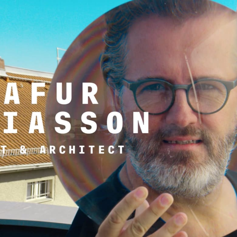 Olafur Eliasson in Netflix's Abstract: The Art of Design