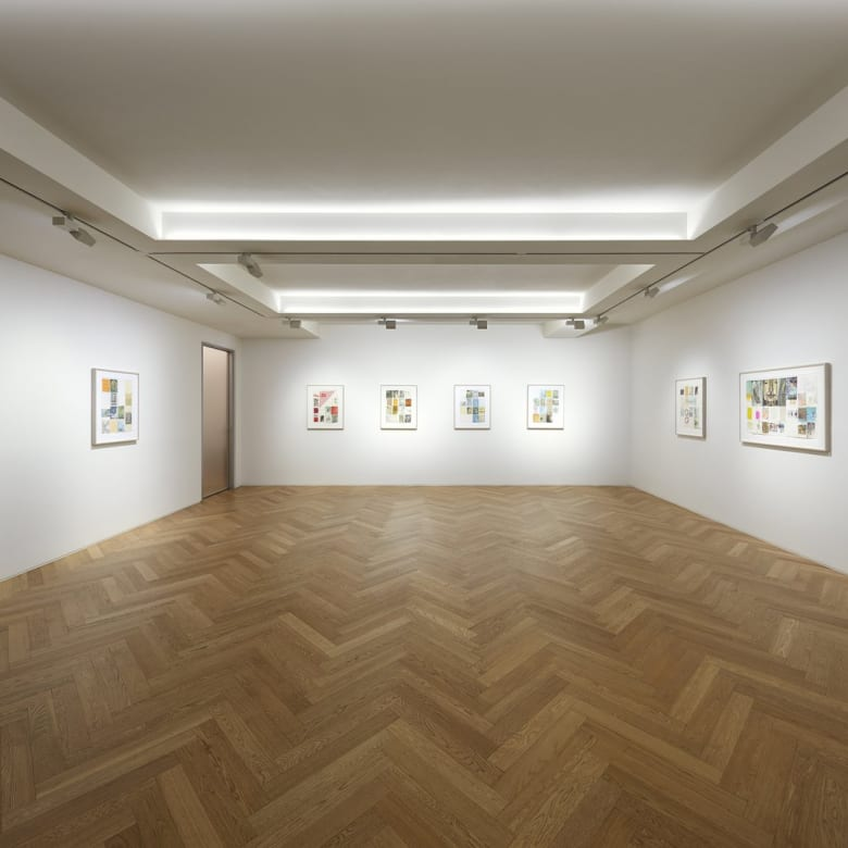 Installation view: Pace Gallery, Seoul