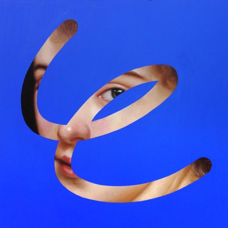 ContactFake Abstract, 2018, Lino Lago