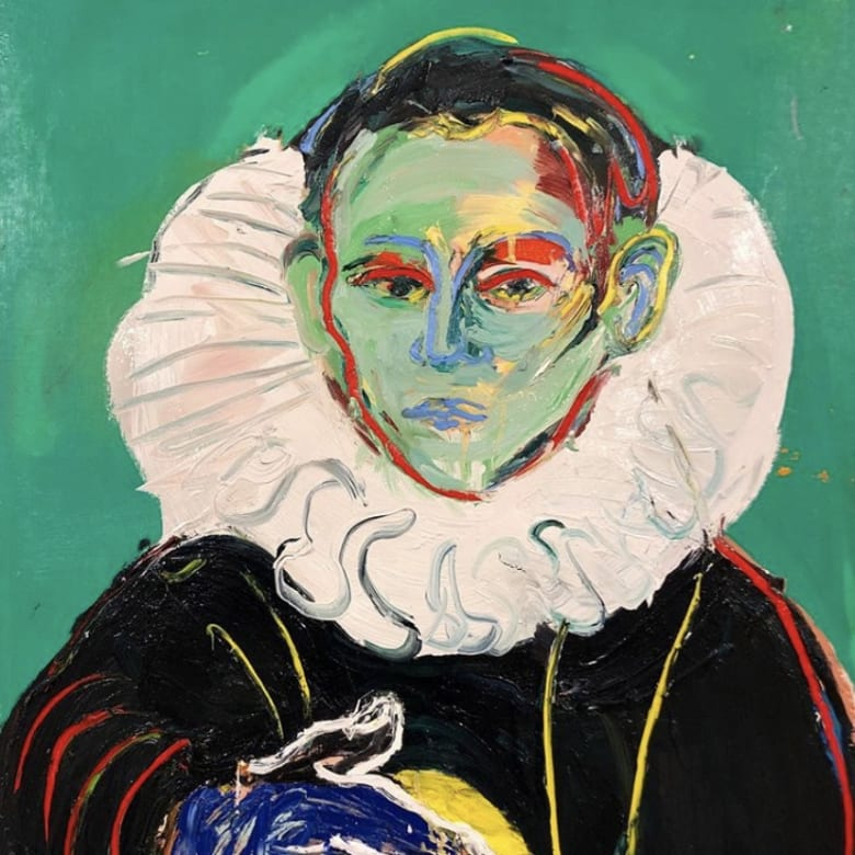 El Greco, 2019 by Marc Guiragossian