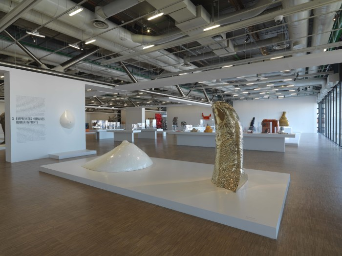 CÉSAR La Retrospective at the Centre Georges Pompidou  Photo: © Philippe Migeat / Centre Pompidou