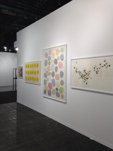 This is an image of an art fair