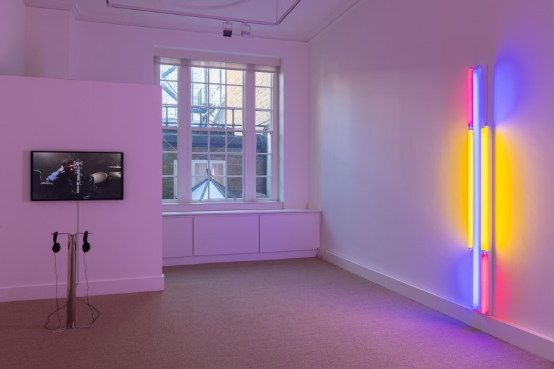 Installation view of Sublime Hardware