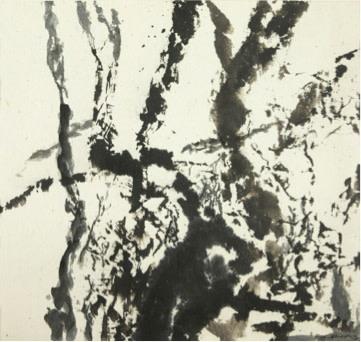 Zao Wou-Ki, Untitled, 1995