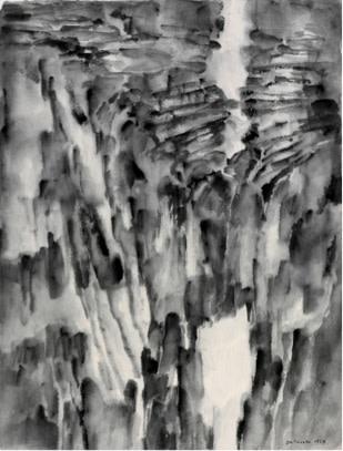 Pierre Dmitrienko, Hoar Frost 2, 1957