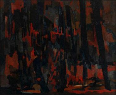 Pierre Dmitrienko, Forest, 1955