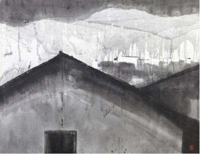 Gao Xingjian, Dream House, 1992