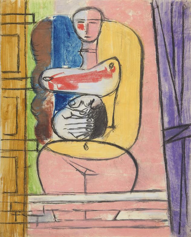 Le Corbusier, Icon, 1946