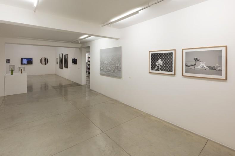 vista da exposição — galeria nara roesler | são paulo, 2017