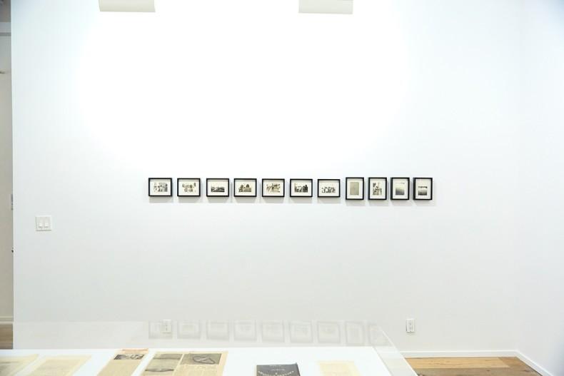 vista da exposição -- galeria nara roesler | new york, 2017