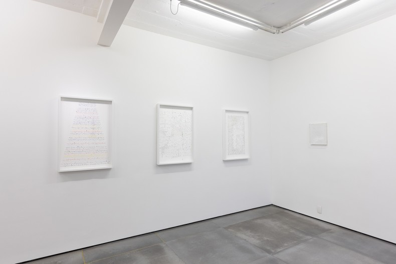 vista da exposição -- galeria nara roesler | rio de janeiro, 2017