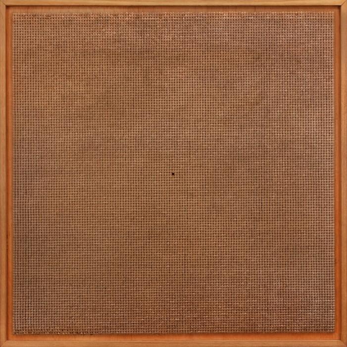 José Patrício Obra Cega II, 2015 67 x 67 cm