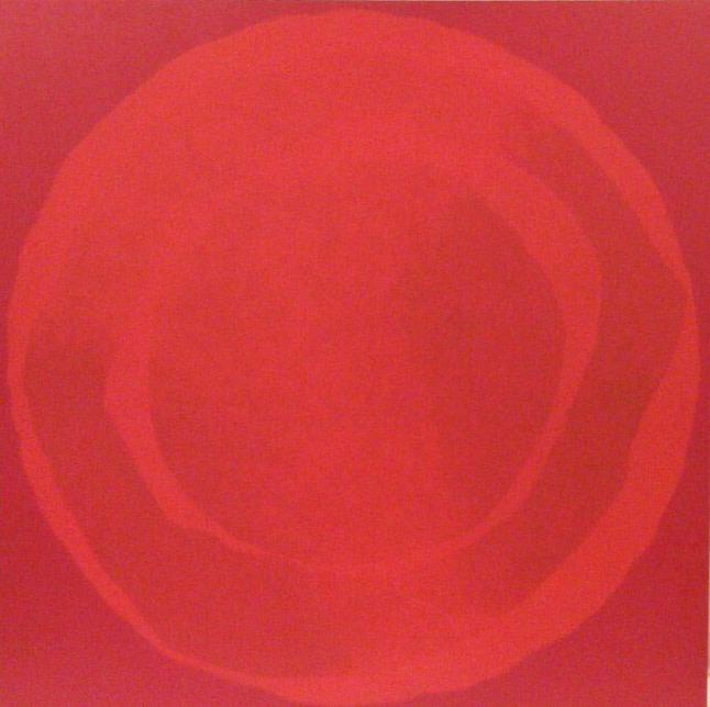 Tomie Ohtake Sem Título, 2015 150 x 150cm
