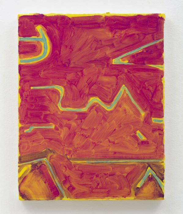 Bruno Dunley Sem Titulo, 2015 35 x 27 cm