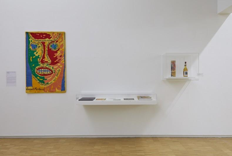 vista da exposição -- foto Raphael Lugassy © cortesia do artista e Galeria Nara Roesler