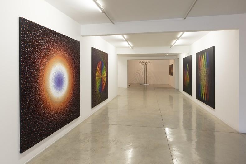 vista da exposição -- galeria nara roesler | são paulo, 2017 foto everton ballardin © galeria nara roesler