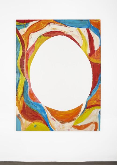 The mirror, 2016