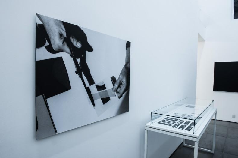 vista da exposição -- galeria nara roesler | rio de janeiro, 2018 -- foto © Paulo Jabur