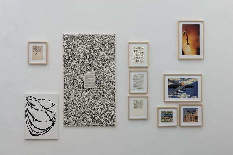 vista da exposição -- león ferrari, por um mundo sem Inferno, 2018