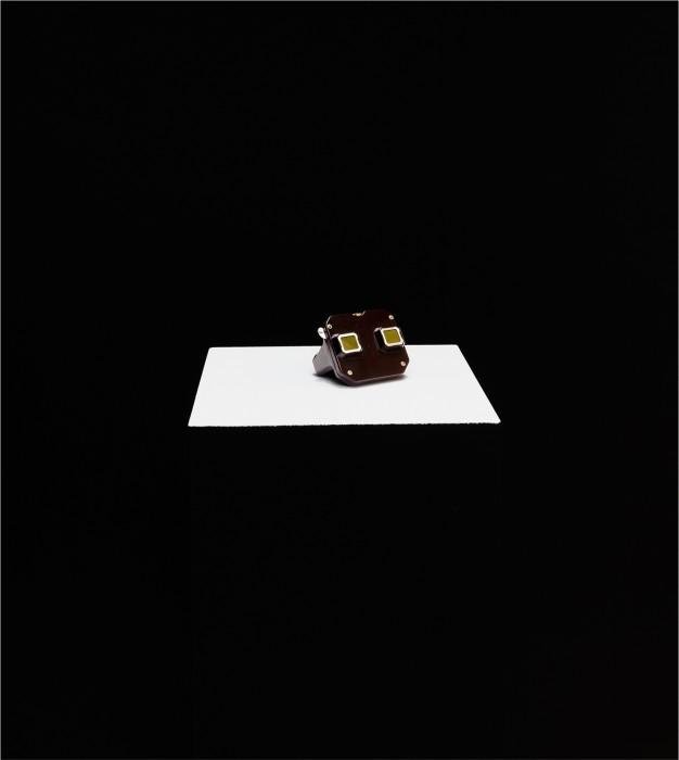 vista da exposição -- marcos chaves: sendo dado -- galeria nara roesler   rio de janeiro, 2018