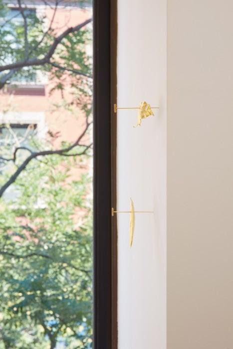 Diurna -- vista da exposição -- Galeria Nara Roesler | New york, 2018 -- foto Pierce Harrison © cortesia do...